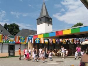 Sommerfest in der Kita I der Kreuzgemeinde
